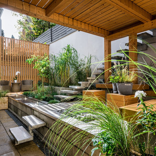 Relaxing Patio Extension