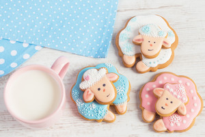Fun Recipe: Sleepy Sheep Cookies