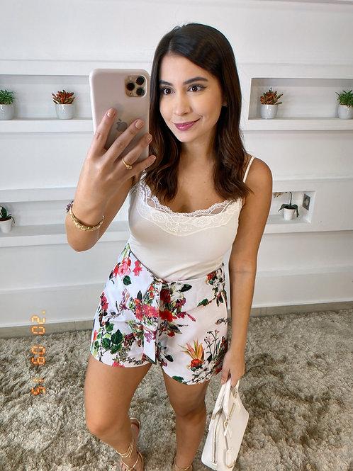 Short Floral Cams
