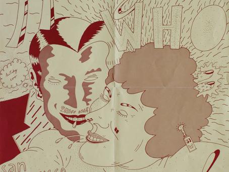 1968, Hairy Who, SFAI, Phil Linhares, Gladys Nilsson, Clay Street