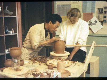 1957 Ernie Kim, Ceramics Faculty