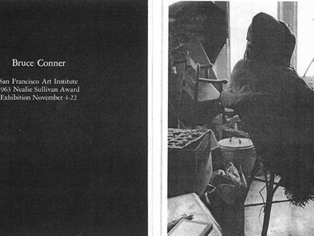 1963 Bruce Conner, Adaline Kent, Nealie Sullivan, Jerry Burchard