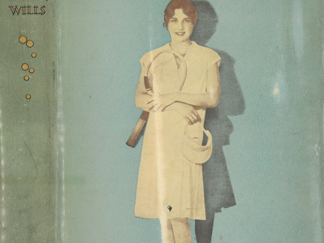 1920s/1930s Helen Wills, SFAI, Wimbledon, Diego Rivera