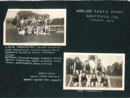 1924 Adaline Kent, Summer Student Life