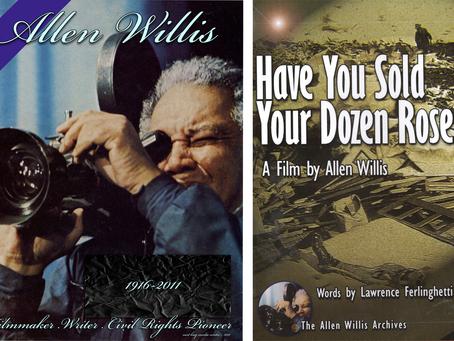 1954 Allen Willis, Lawrence Ferlinghetti, Phil Green, Dave Myers