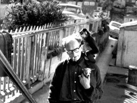 1955 Beat Art, Dr. Wennesland, Ernest the Monkey, Norway