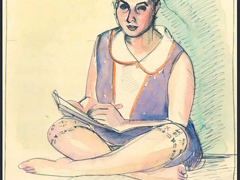 SFAI History: Dorr Bothwell, Tattoos, Samoa