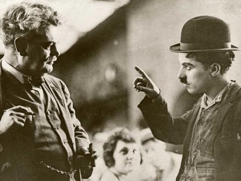 SFAI & Granville Redmond, Douglas Tilden, Theophilus d'Estrella, Charlie Chaplin