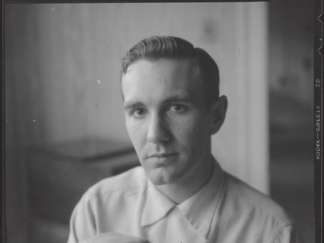 John Upton (1932-2020) SFAI photographer, author