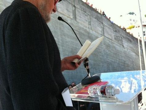 Ferlinghetti, MacAgy Award 2012