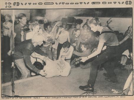 1979 Punk Rock, Michael Jang, Search & Destroy, V. Vale