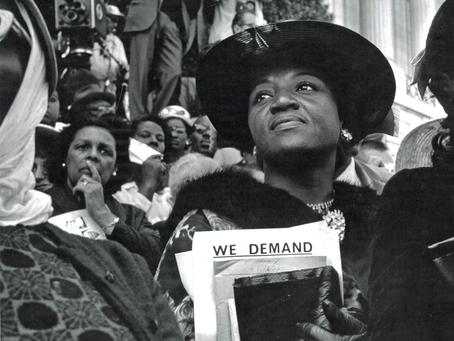 1963 David Johnson & The March on Washington