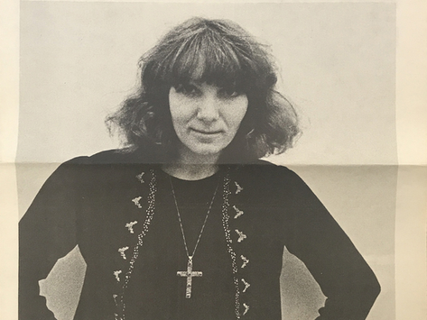 "1976 Babeth, Mondini, Schwarznegger, Buddhist Film Festival, ""Search & Destroy,"" Kuchar, Greene"