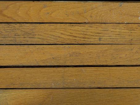 1926-2003 Footprints on Floorboards, SFAI