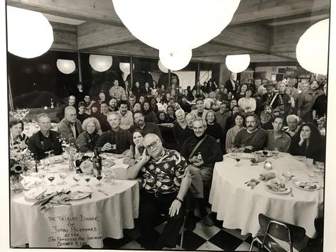 2001 Jerry Burchard, Art Rogers, SFAI Cafe, Photographers