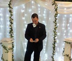 Maes Manor Blackwood wedding magician