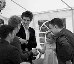 Bristol wedding magician. Bristol Magician. Wedding magician Bristol.
