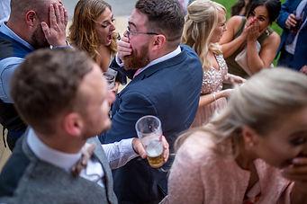 wedding magician inn Cardiff