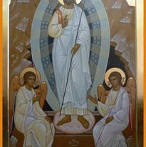 Cristo icono Resurrección