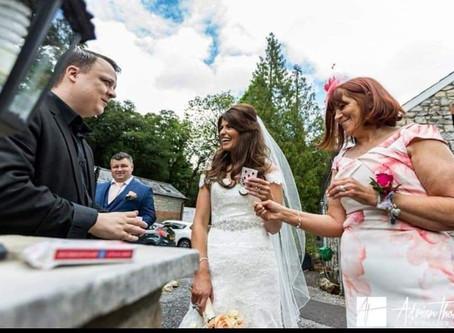 Wedding fair at Bryngarw house