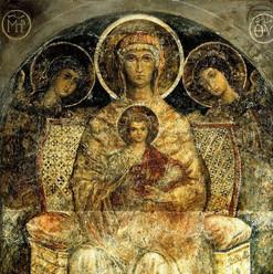 Virgen María  icono