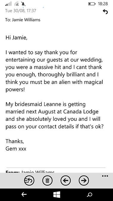 wedding magician Cardiff , Cardiff wedding magician , wedding magician Wales , wedding magician Swansea , wedding magician , close up magician , table magician