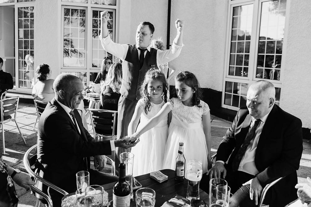 wedding magician Cardiff, Wedding magician Wales