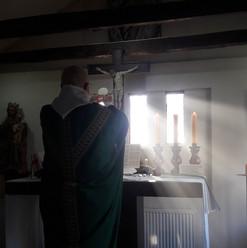 Santa Misa- Consagración