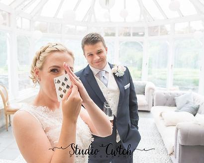 wedding magician Wales, Cardiff wedding magician, Cardiff magician, magician Wales