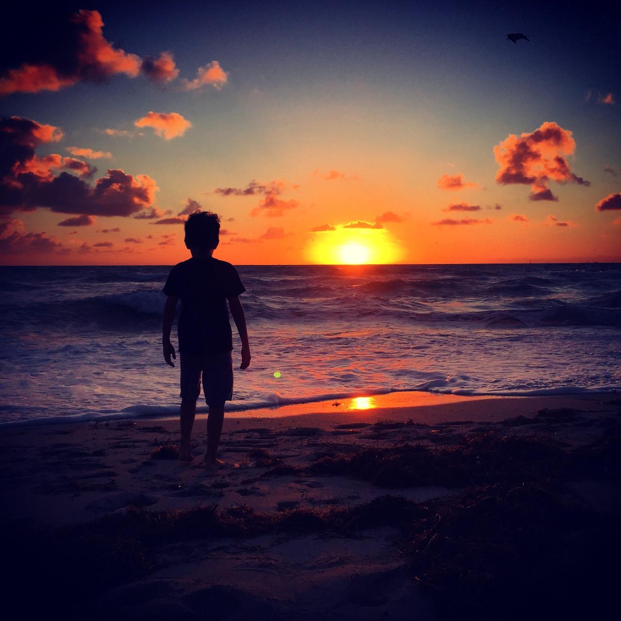 An Ocean Moment