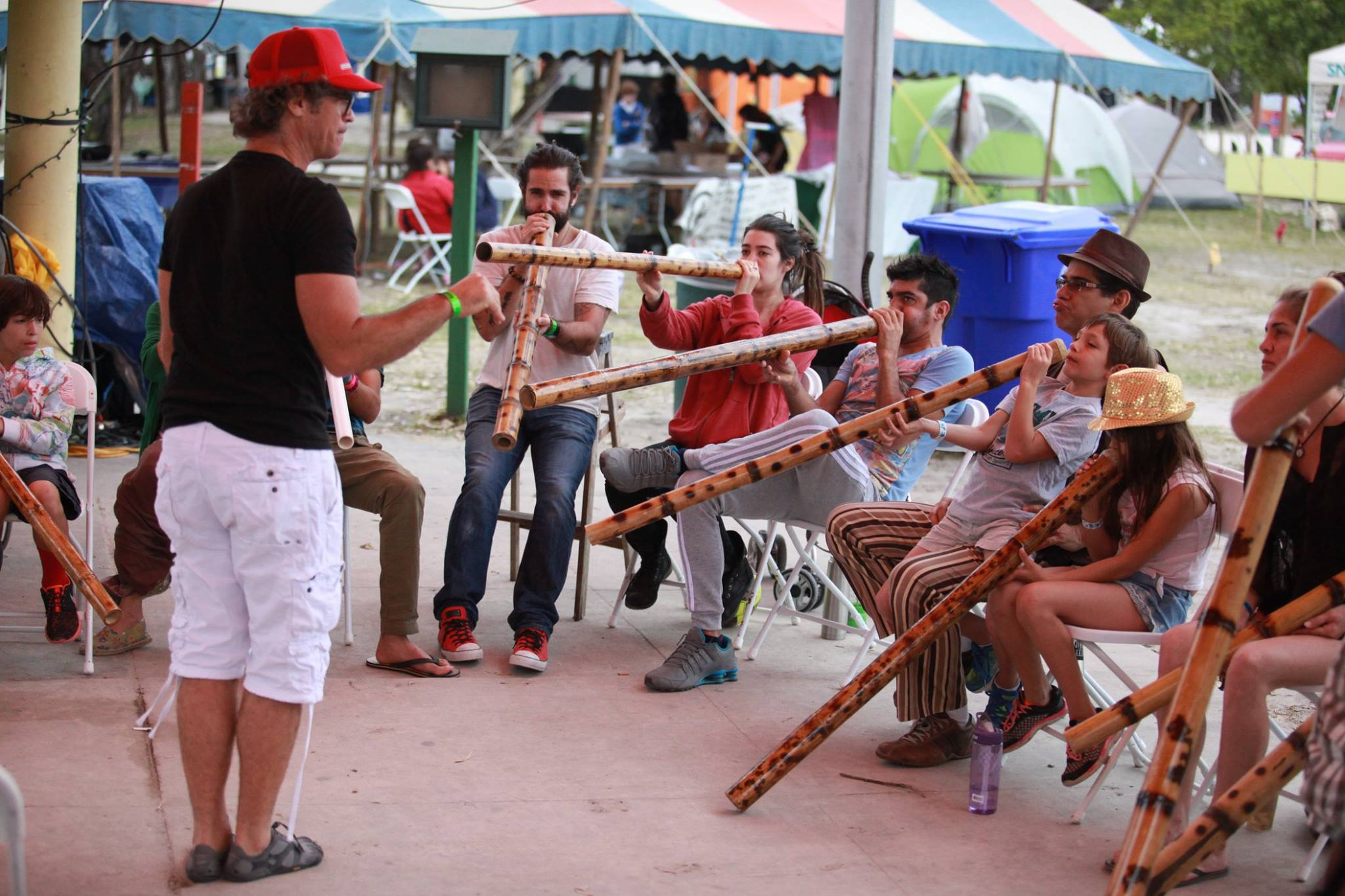 Didgeridoo Workshop