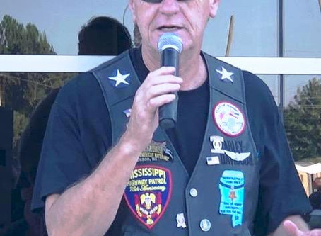 5th Annual Governor's Ride for  Wounded Warriors of Mississippi