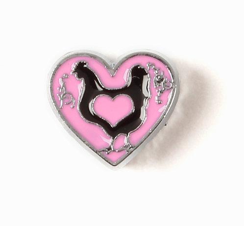 Love My Hen  - Pink
