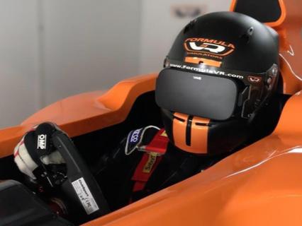 Formula VR & Helmet VR