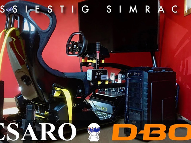 Vesaro Full Motion Simulator