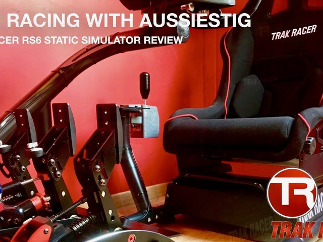 Review TrakRacer RS6