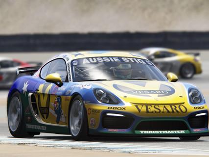 Porsche Cayman GT4 CS Racing
