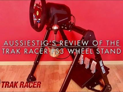 Review TrakRacer WheelStand