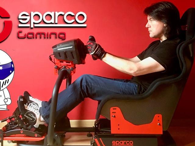 Review: Sparco Evolve Simulator