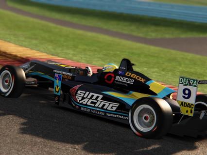 Dallara F317 Assetto Corsa PC