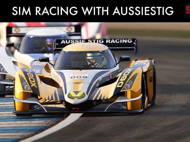Online Racing Series
