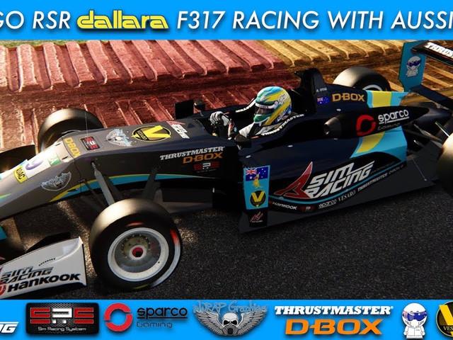 Online SRS Dallara F317 Series