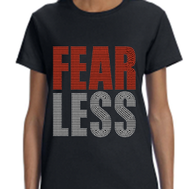 FEARLESS Big Letters