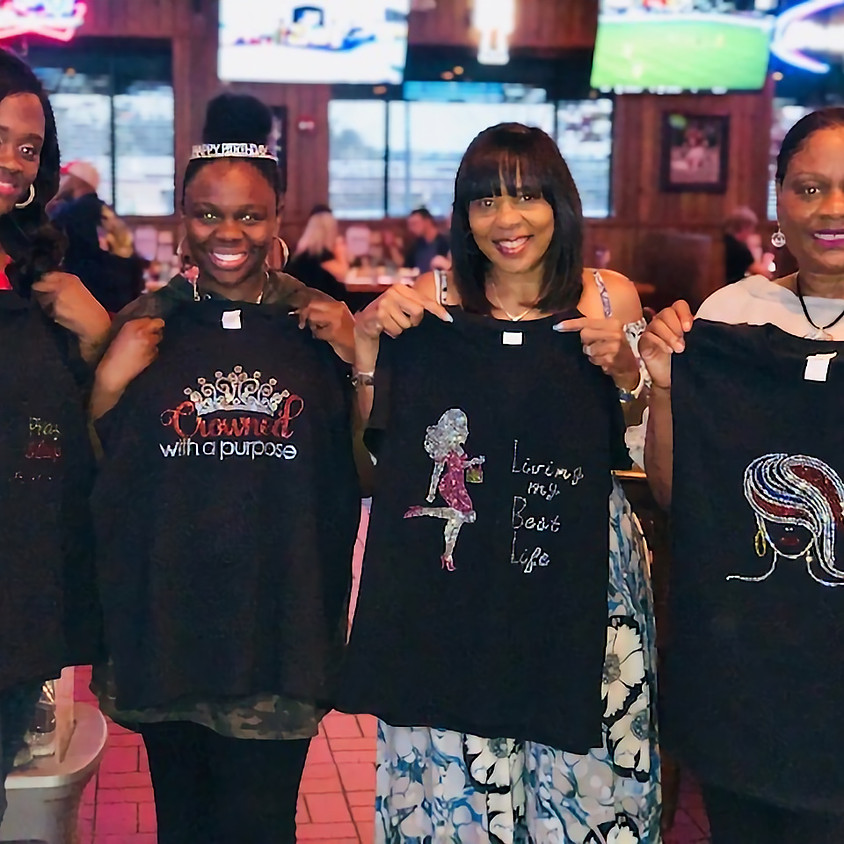 5/25/19 Wheaton Blinged Out Party @ Bar Louie