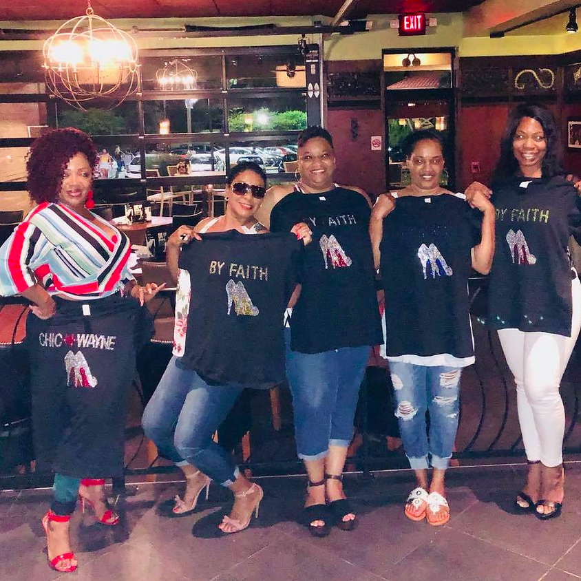 Sheretta's Private Blinged Out Party  Event