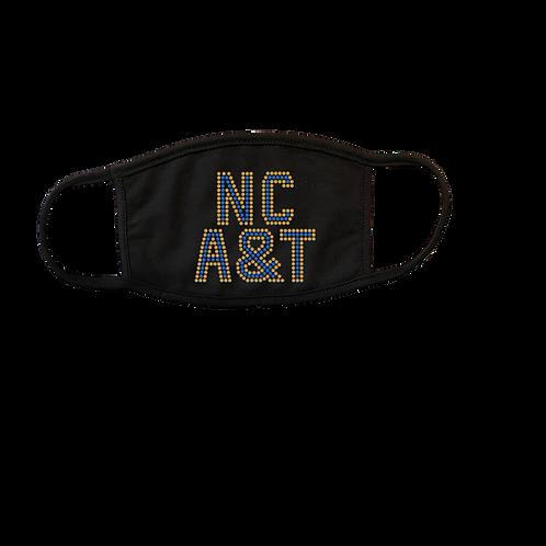 NC A&T Bling Mask Kit