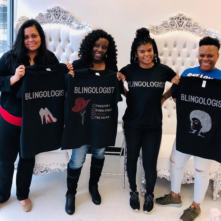 Atlanta Certification Blingologist 7/27/19