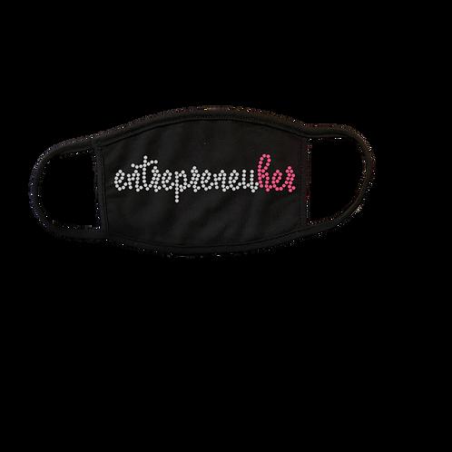 Entrepreneuher Bling Mask
