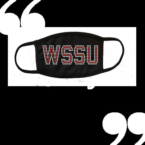 WSSU Bling Mask Kit
