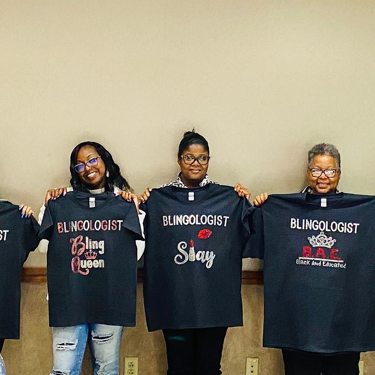 Baltimore Blingologist Certification 8/28/21